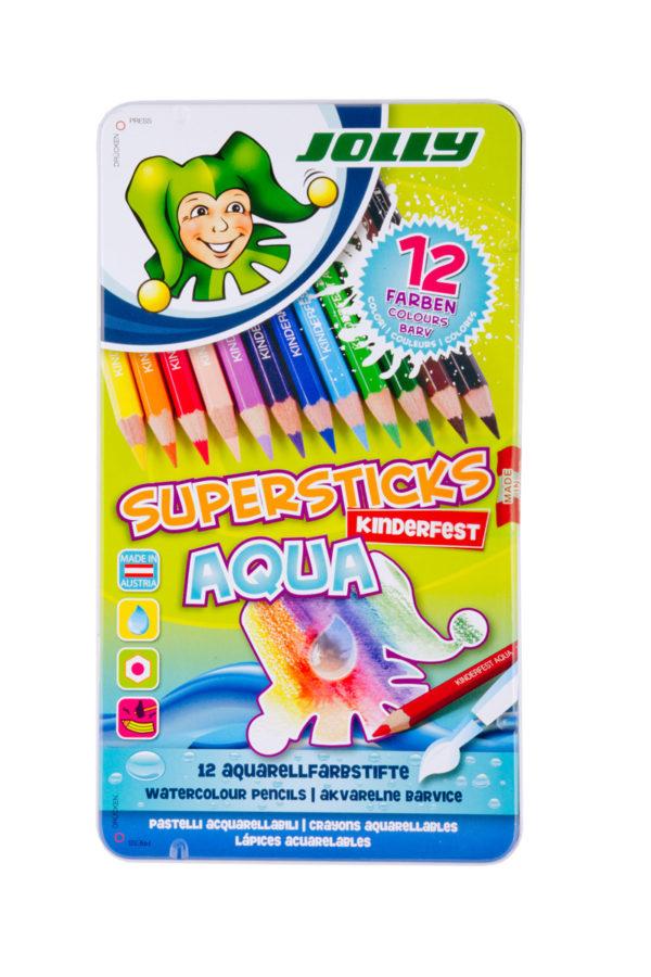 Superstick Aqua 12 Colours