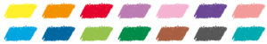 Booster XL 14 Farben nachfüllbarer Fasermaler