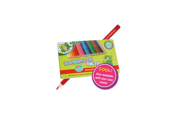 colouring pencils individual name