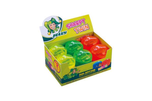 Spitzer, Anspitzer Sharpy Twin Neon