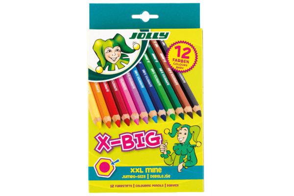 X-BIG 12 Colours