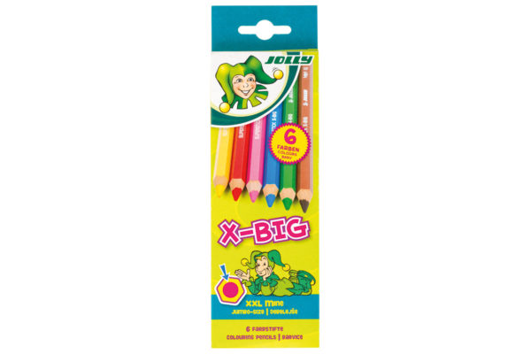 Supersticks X-BIG 6 Farben