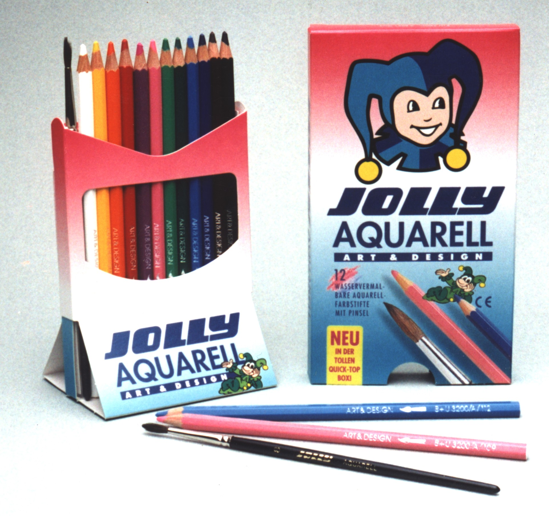 Jolly Aquarell