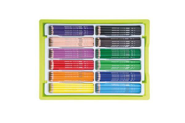 Coloured Pencil Supersticks Aqua, Big Box