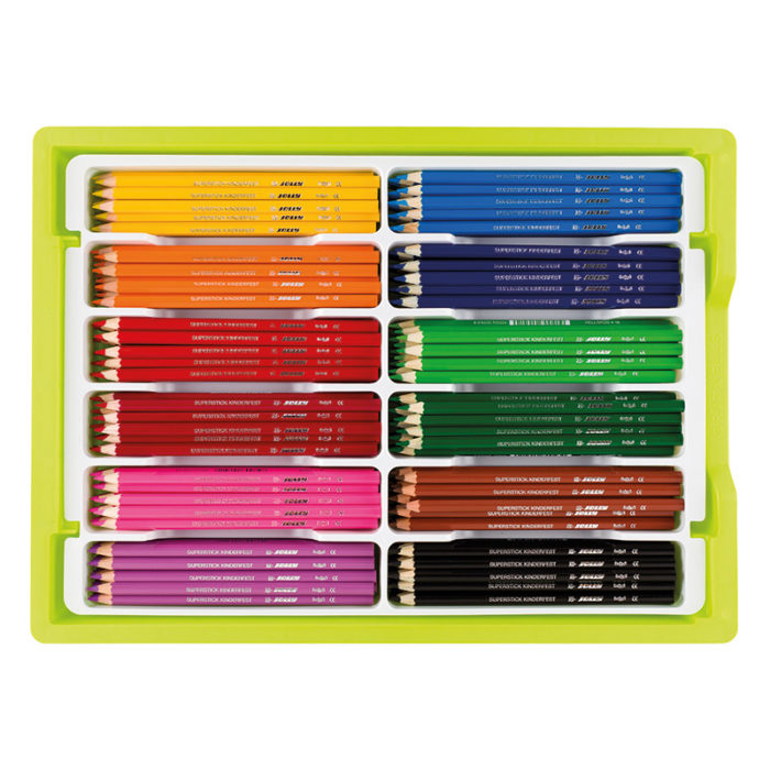 Superstick Big Box Colouring Pens