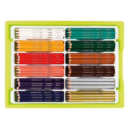 X-BIG in der BIG BOX, Ergänzungsfarben, Buntstifte
