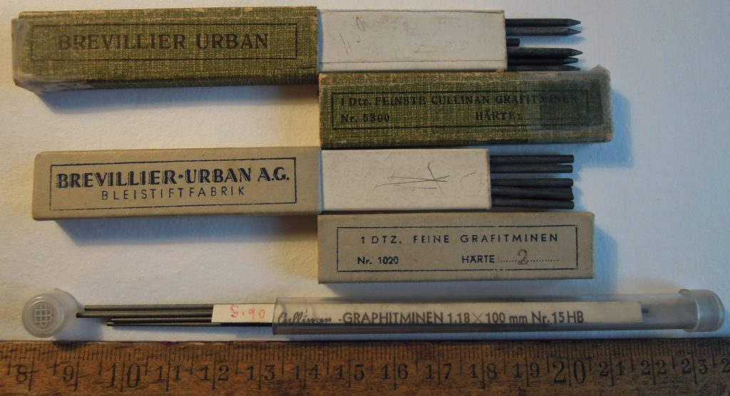 Brevillier Urban Graphite Leads