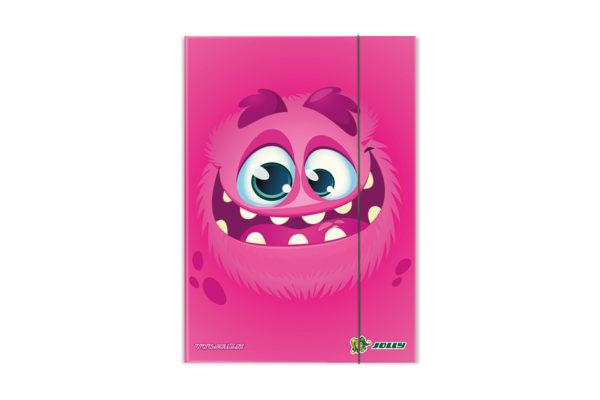 Heftmappe pink