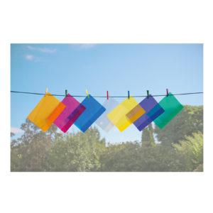 Heftschoner A4, 8 Farben