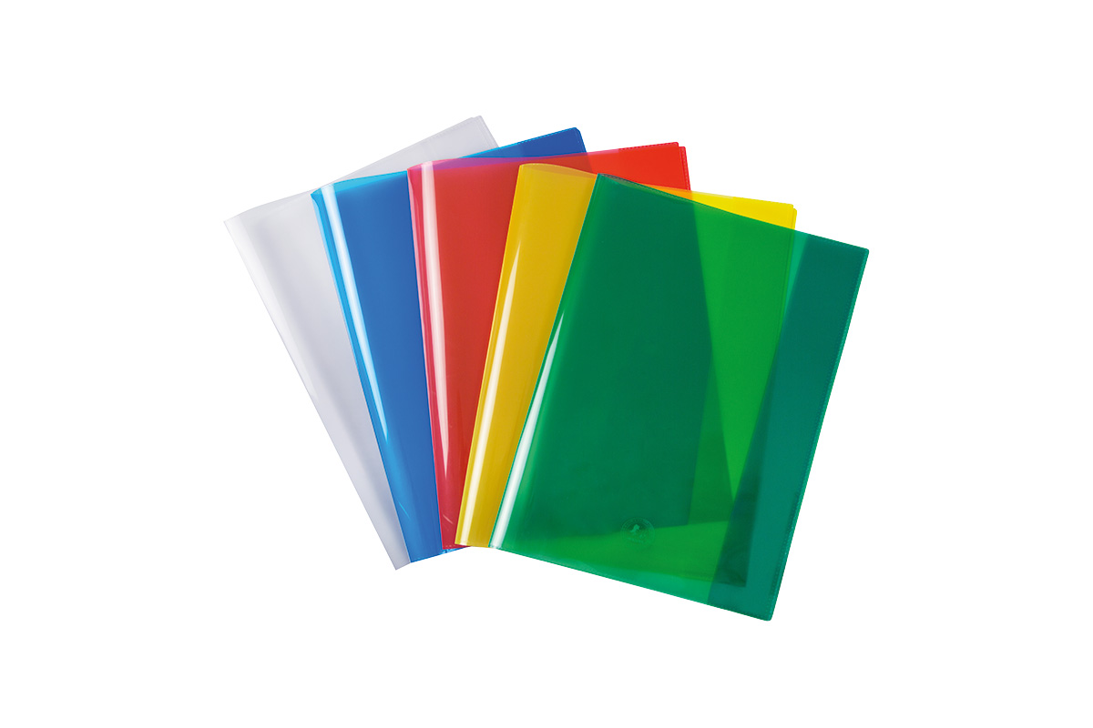 Exercise Book Cover 5 Colours