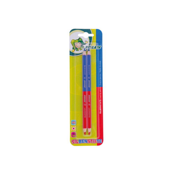 Dual Tip Pencil red/blue