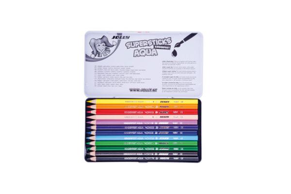 Supersticks Aqua 12 Farben