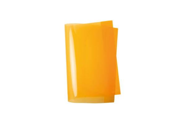 Umschlag, Heftschoner, A4, A5, Quart, orange