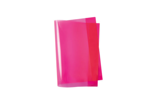 Exercise Book Cover, pink