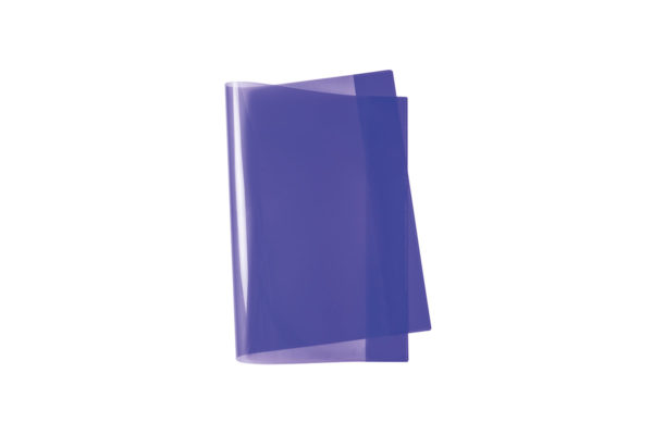 Exercise Book Cover, violet