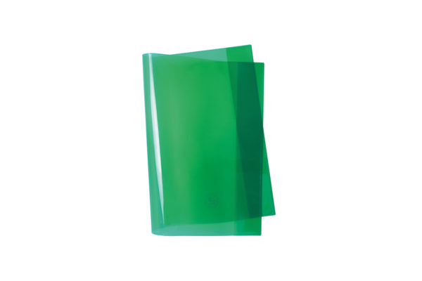 Exercise Book Cover, green