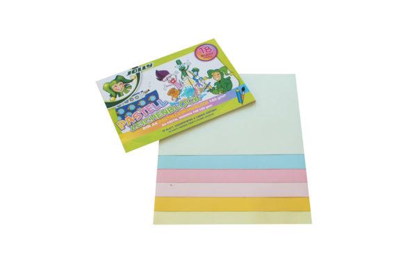 Pastellblock A4, Zeichenpapier