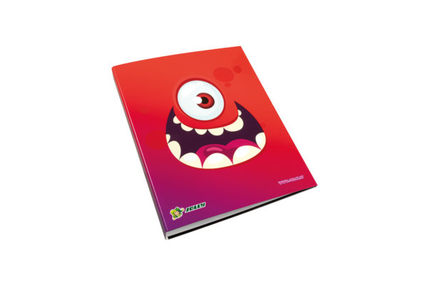 Ring Binder Monster