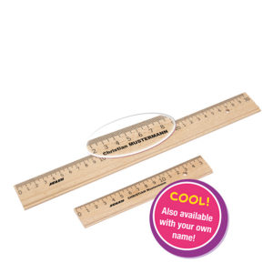 ruler with name