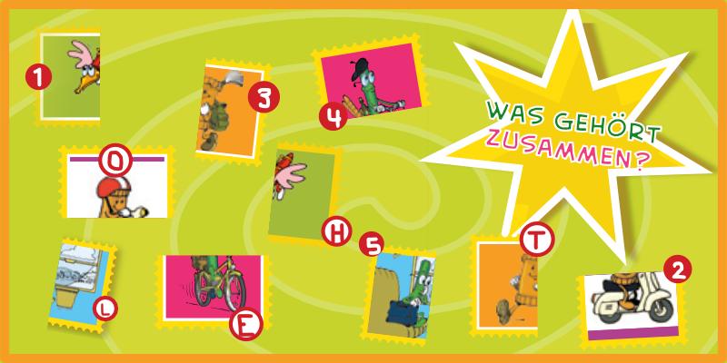 Rätsel Gewinnspiel Kinderhotels