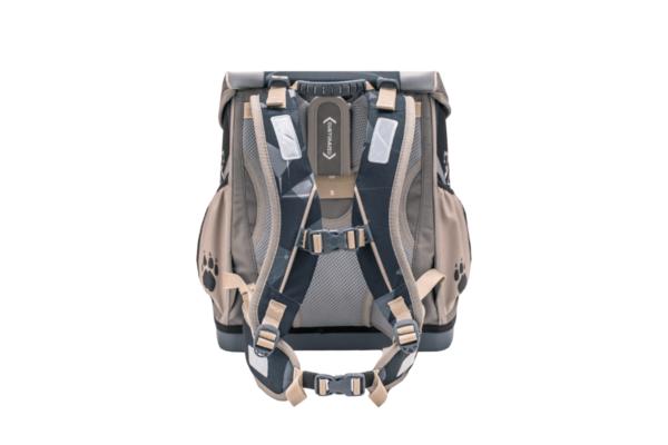 Einstellbare Schultasche