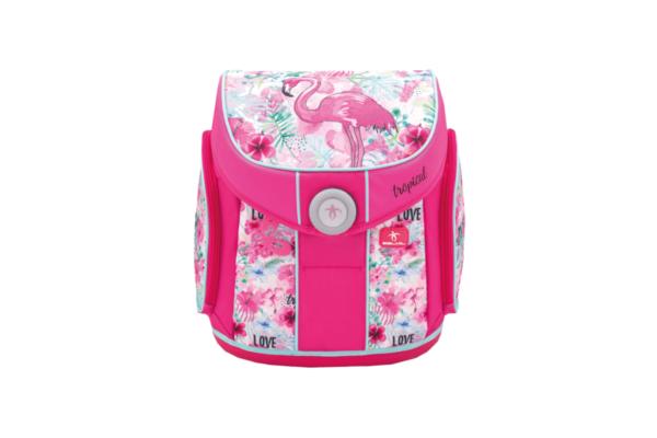 Schultasche komplettes Set pink