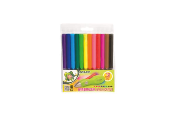 Kinder Airbrush Set Farben einzeln nachkaufbar