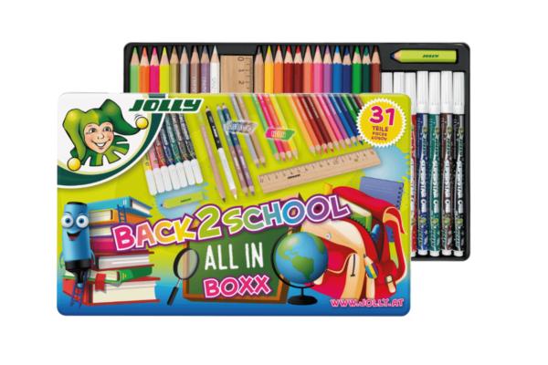 Back2School-Boxx für Schulkinder