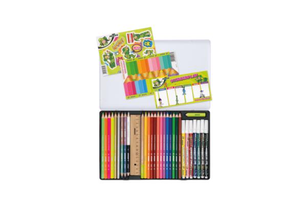 Back2School-Boxx Malsachen für die Schule