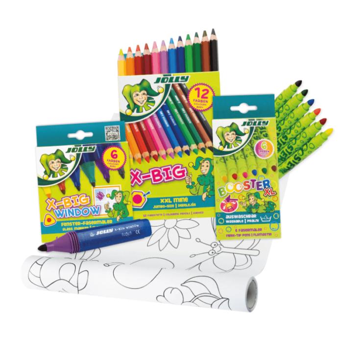 Malen und Zeichen Kindergarten