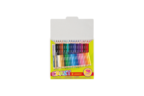 Buntstift Crazy 40 Farben