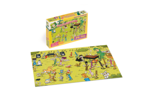 Puzzle Kinder 240 Teile