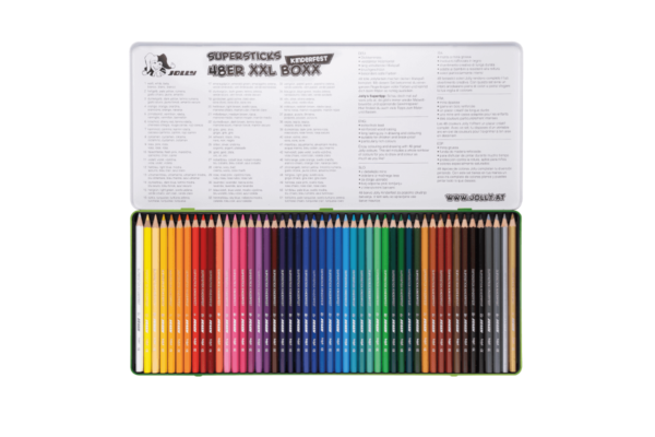 Buntstifte 48 Farben